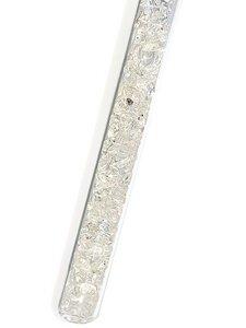 Rohdiamant mit Bergkristall Akut! -  quintESSENCE-MINI-Edelsteinstäbe  - OneWorldMinerals