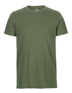 Unisex T-Shirt Fitted Körpernah von Neutral Bio Baumwolle - Neutral