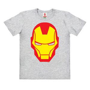 LOGOSHIRT - Marvel - Iron Man - Icon - Kinder - Bio T-Shirt  - LOGOSH!RT