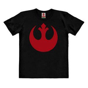 LOGOSHIRT - Star Wars - Rebel Alliance - Logo - Kinder - Bio T-Shirt  - LOGOSH!RT