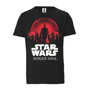 LOGOSHIRT - Star Wars - Rouge One - Poster - Organic T-Shirt  - LOGOSH!RT