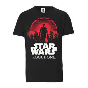 LOGOSHIRT - Star Wars - Rouge One - Poster - Organic T-Shirt  - LOGOSH!RT