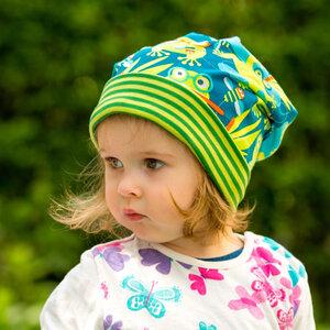 Baby / Kinder Mütze Luca Bio-Baumwolle - Pickapooh