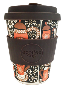 ecoffee cup Bambusbecher To Go Morning Coffee 340ml - ecoffee