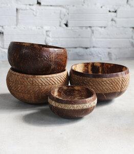Design Coconut Bowl Combo - Balu Bowls
