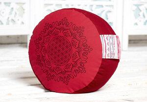Yoga-Sitzkissen in wunderschönen Farbkombinationen - The Spirit of OM
