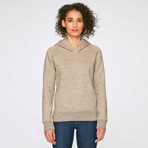 Kapuzensweater Basic Beige Mélange - Gary Mash