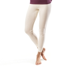 Lange Unterhose, natural 4358  - Living Crafts