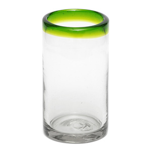 Glas LONGDRINK, Recyclingglas mundgeblasen - GLOBO Fair Trade