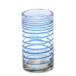 Glas LONGDRINK, Recyclingglas mundgeblasen - GLOBO