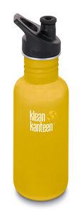 Edelstahl Trinkflasche Klean Kanteen Classic mit Sport Cap (532ml) - Klean Kanteen