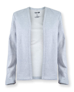 Cardigan | Lopa | grau meliert - Degree Clothing