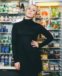 Dresser   Rokket   schwarz - Degree Clothing