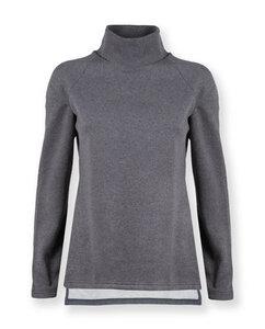 Sweater | Cutted | dunkel grau - Degree Clothing