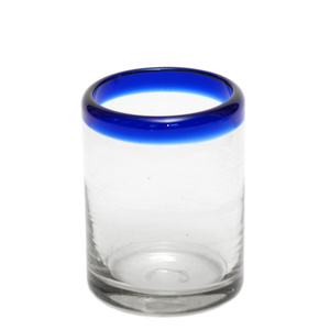 Kleines Trinkglas JUGO, aus Recyclingglas, mundgeblasen - GLOBO