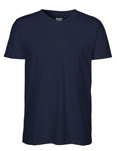 Herren Unisex T-Shirt V-Neck von Neutral Bio Baumwolle - Neutral