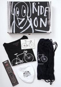 Fahrrad Geschenkbox Frauen - recolution