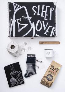 Geschenkbox SleepOver - recolution