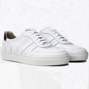 Alvaro Sneaker (weiß/rot, MF) - Fairticken