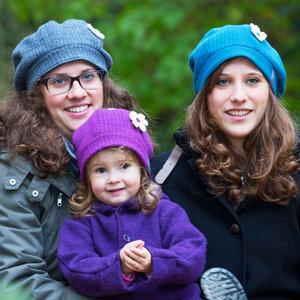 Mädchen / Damen Wintermütze Britt - Pickapooh