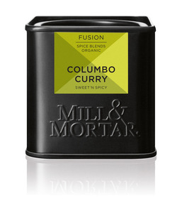 Curry Colombo Bio Gewürzmischung - Mill & Mortar