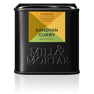 Kandyan Curry Bio - Mill & Mortar