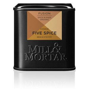 Fünf Gewürze Bio Gewürzmischung - Mill & Mortar