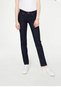 Jeans - Luma Straight Fit Rinse - ARMEDANGELS