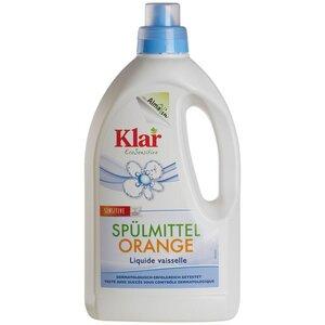Öko Spülmittel Orange 1500ml - Klar