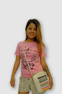 HH Astrocorn Einhorn T-Shirt Damen - Himal Hemp
