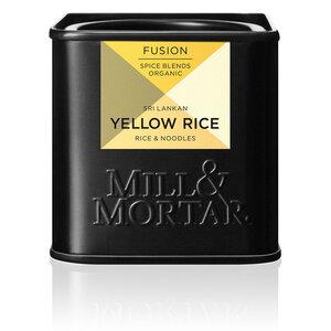 Gelber Reis Bio Gewürzmischung - Mill & Mortar
