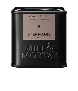 Sternanis Bio - Mill & Mortar