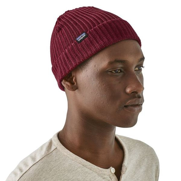 2c17bf1dc4f Patagonia - Mütze - Fishermans Rolled Beanie - Oxide Red