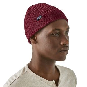 Mütze - Fishermans Rolled Beanie - Oxide Red - Patagonia