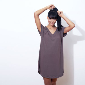 mona - nachthemd 90% modal, 10% elasthan - erlich textil