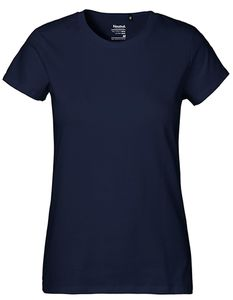 Damen Classic T-Shirt von Neutral Bio Baumwolle - Neutral