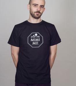 Shirt Men Black 'MIMIMI' - SILBERFISCHER