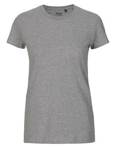 Damen Ladies Fit T-Shirt von Neutral Bio Baumwolle - Neutral