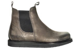 Stiefelette - Carina Chelsea Boot - Dunkelgrau - Ten Points
