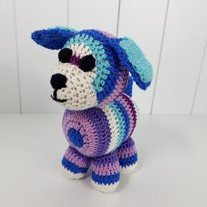 Greifling Babyrassel Hund LASSIE - bosnanova