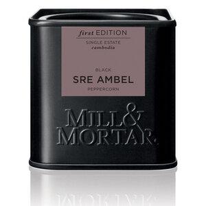 Sre Ambel Pfeffer schwarz Kambodscha - Mill & Mortar