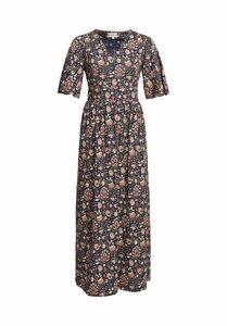 V&A Yasmin Print Maxi Dress - People Tree