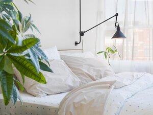 Träumeland brise light matratze für stubenwagen bettlaken in