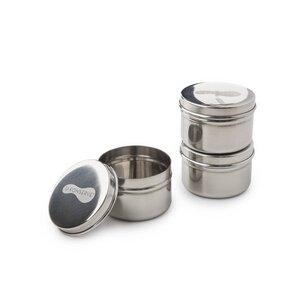 Mini Behälter / Dosen 3er Set - U-Konserve