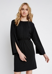 Kleid - Vella Dress - Black - People Tree