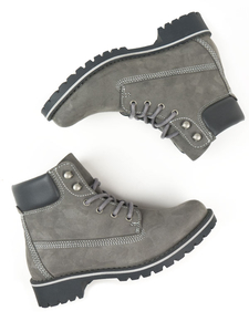 Dock-Boots Veganes Wildleder Damen - Will's Vegan Shop
