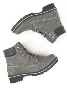 Dock-Boots Veganes Wildleder Damen - Will's Vegan Shop