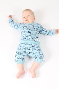Kipepeo Pyjama 'Cars'. Handmade in Kenya. - Kipepeo-Clothing