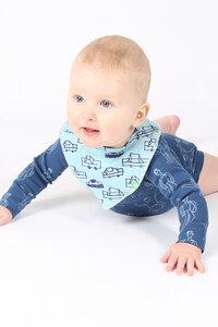 Kipepeo Baby Halstuch Cars - Kipepeo-Clothing