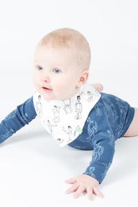Kipepeo Baby Halstuch Dansi - Kipepeo-Clothing